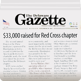 The Delaware Gazette covers GeoAMPS