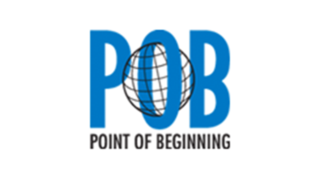 POB Point of Beginning logo