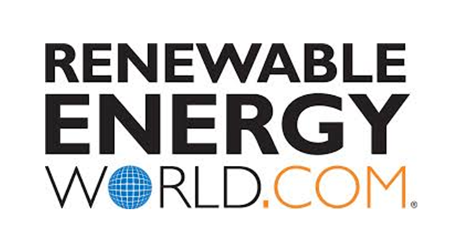 Renewable Energy World logo