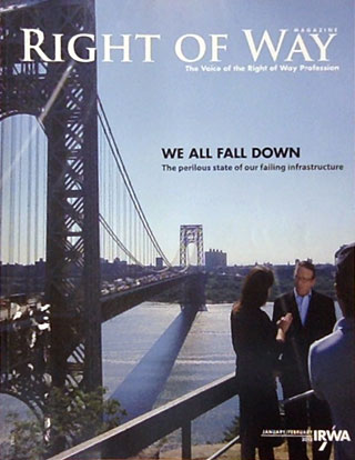 Right of Way magazine cover
